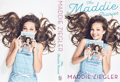 'The Maddie Diaries:' Maddie Ziegler Writing Tell-All Book About 'Dance Moms' And Abby Lee Miller
