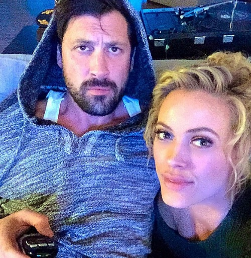 Maksim Chmerkovskiy And Peta Murgatroyd Dating Again – Dancing With The Stars Couple Reconciles After Messy Breakup And Fight