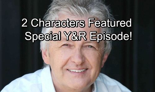 The Young and the Restless Spoilers: Which Two Actors Will Be In Y&R's Epic Two-Character Episode?