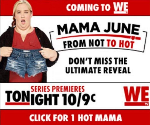 Mama June Shannon's Reality TV Career Rebooted: WE Network Picks Up TLC Castaway