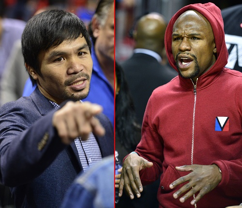 Muhammad Ali Team Pacquiao: Frowns On Floyd Mayweather Jr's Domestic Violence and Thug Lifestyle?