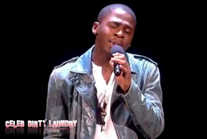 Marcus Canty 'Pretty Young Thing' The X Factor USA Performance Video 11/30/11
