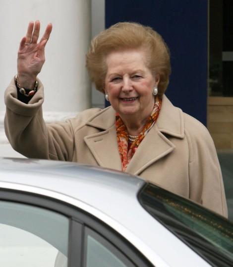 Margaret Thatcher, Britain's First Female Prime Minister, Dies At 87 0408