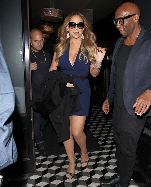 Mariah Carey Claims She Fired Publicist Cindi Berger, Cindi Claims She Quit First - Diva Lying To Protect Reputation?