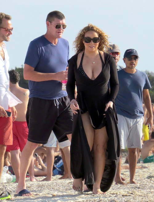 Mariah Carey Pregnant With James Packer's Baby: Nick Cannon Divorce Still Not Official