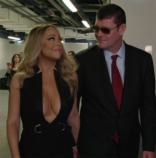 Mariah Carey Says She Dumped Violent And Unstable James Packer: Packer Denies Claims
