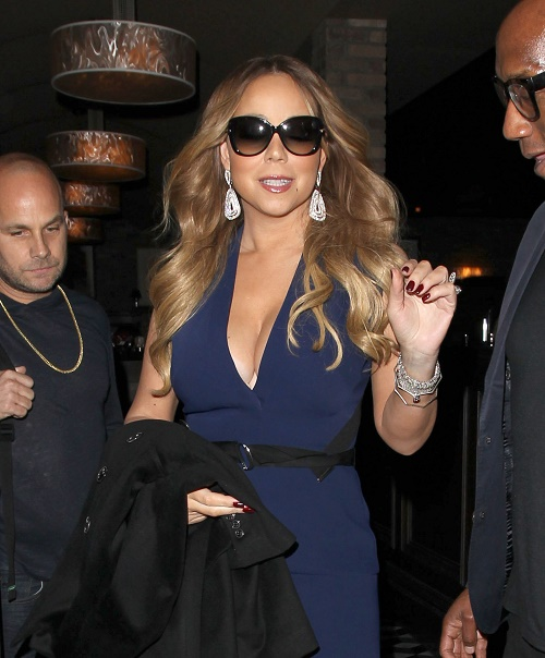 Mariah Carey, Nick Cannon Divorce Driving The Diva Towards Drugs, Drink and Epic Emotional Breakdown?