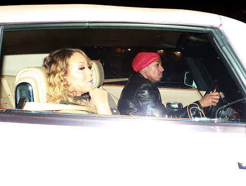 Mariah Carey And Nick Cannon Spotted On Date - Getting Back Together?