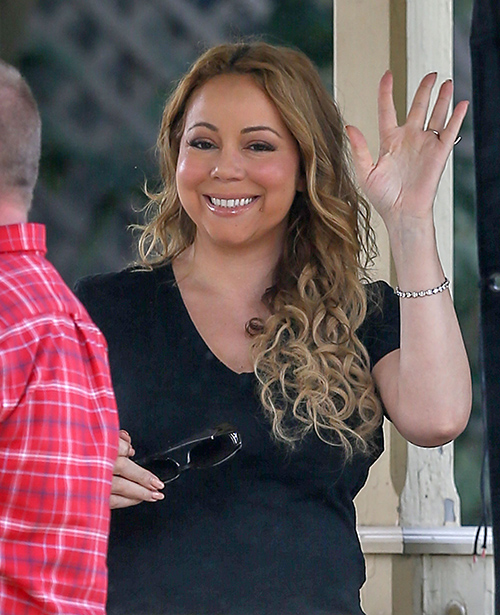 Mariah Carey Dramatic Weight Loss: Exercising & Diet or Gastric Bypass Surgery Like Boyfriend James Packer?