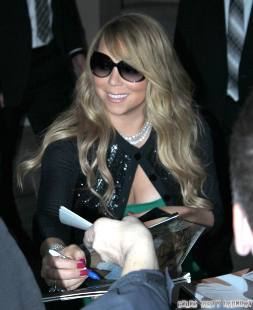 Mariah Carey Spending Time With Arsenio Hall - Nick Cannon Worried