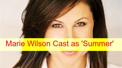 Days of Our Lives Spoilers: Marie Wilson Returns to DOOL in New Role of Summer, a Passionate and Slightly Unstable Loner
