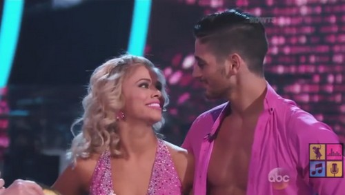 Dancing With The Stars Mark Ballas' Back Injury Update: Paige VanZant Dances With Alan Bernsten For HOW Long?