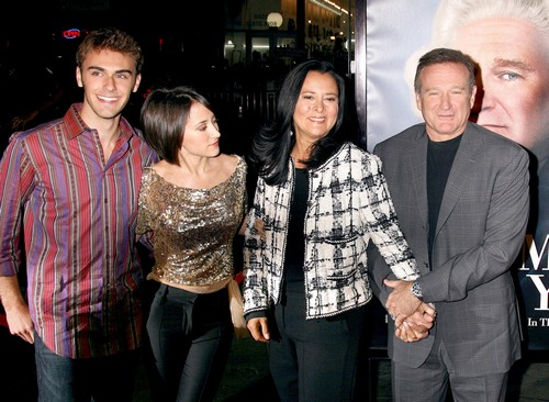 Marsha Garces Robin Williams' Second Wife Reacts: Official Statement - Crushed By Suicide Death - She Really Loved Him (PHOTOS)