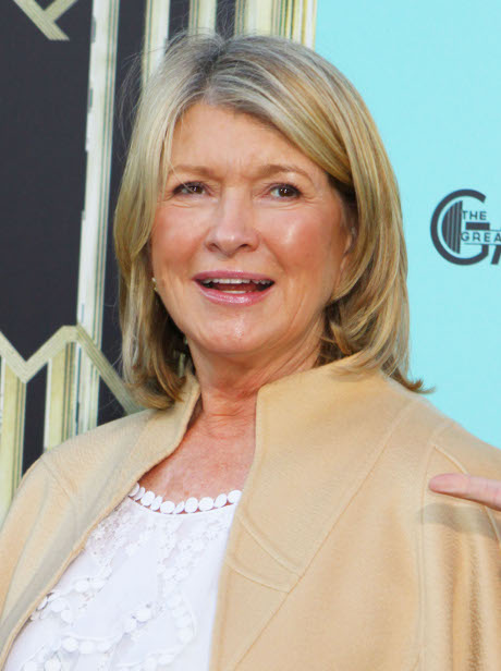 Martha Stewart Desires Passionate Hook Up With Liam Neeson!
