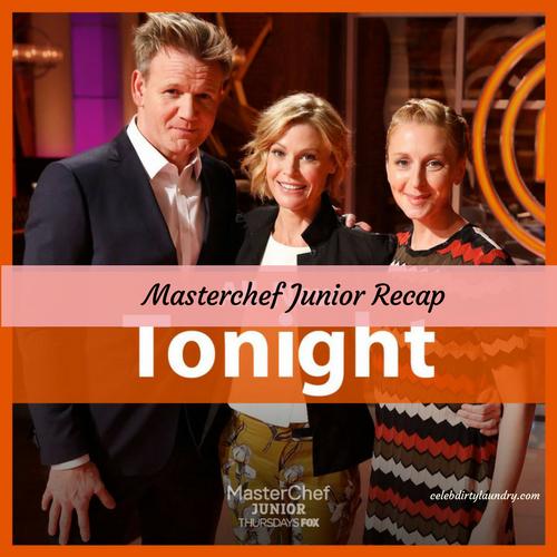 """Masterchef Junior Recap 3/16/17: Season 5 Episode 6 """"A Presidential Mystery Box"""""""