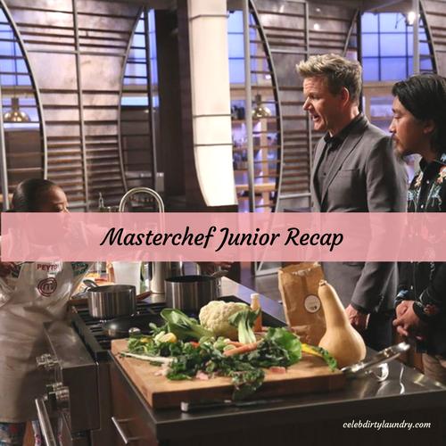 "Masterchef Junior Recap 4/20/17: Season 5 Episode 11 ""Tag Team"""