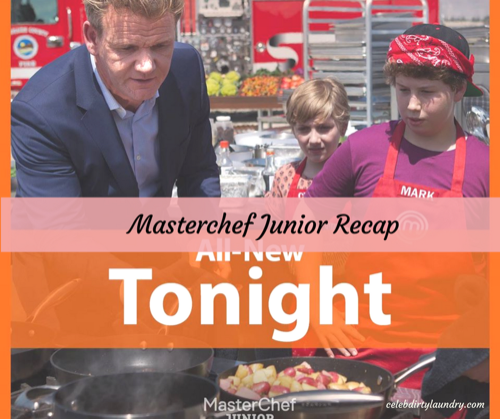 "Masterchef Junior Recap 3/9/17: Season 5 Episode 5 ""Kitchen Emergency"""