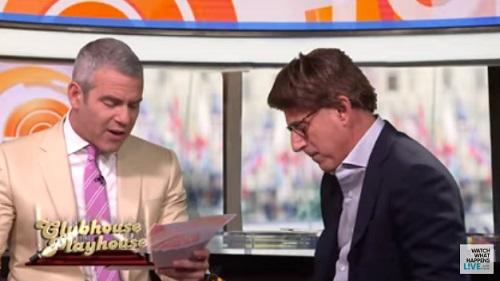 Matt Lauer Furious At NBC Colleague Megyn Kelly's New Morning Show Title?