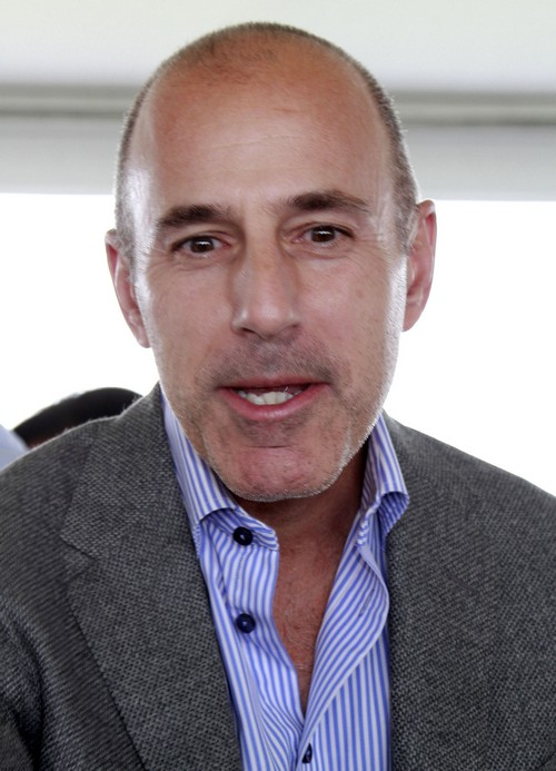 Matt Lauer To Be Fired From 'Today'