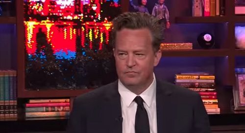 Matthew Perry Insists 'Friends' Cast Did Not Hook Up With One Another
