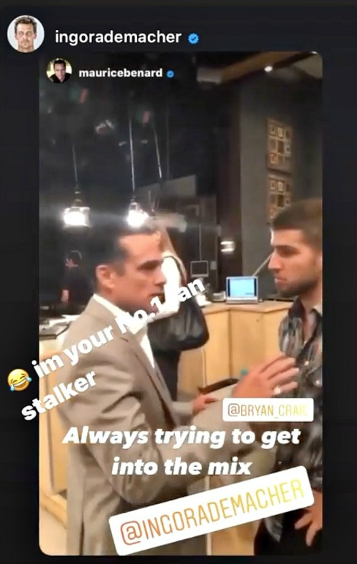 General Hospital Spoilers: Bryan Craig On GH Set, Posted by Maurice Benard - Morgan Corinthos Returns, Alive or a Ghost?
