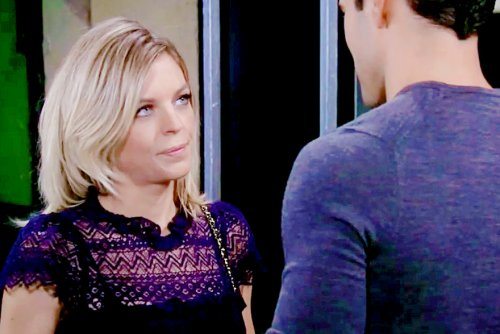 General Hospital Spoilers: Maxie Hiding a Pregnancy and That's Why She Tried to Skip Town?