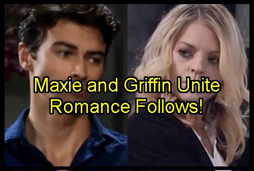 'General Hospital' Spoilers: Maxie Turns to Griffin After Nathan Fallout Over Charlotte – Claudette Furious