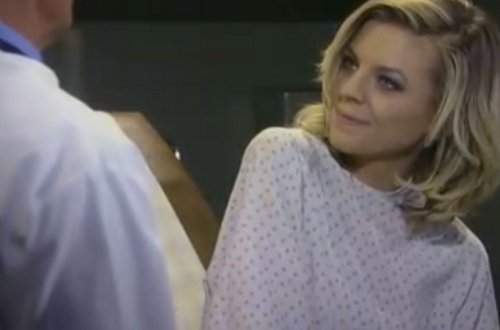 General Hospital Spoilers: Is Maxie Pregnant For Winter Sweeps?