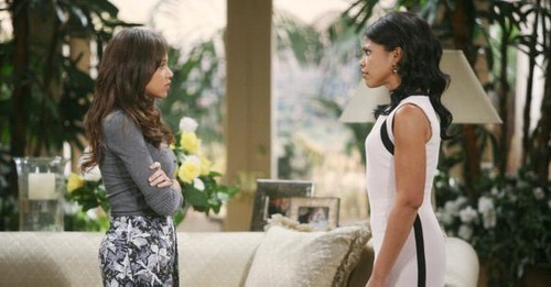 'The Bold and the Beautiful' Spoilers: Maya Wants To Know Nicole's Secret Leverage - Transgender Brother Myron Revealed!