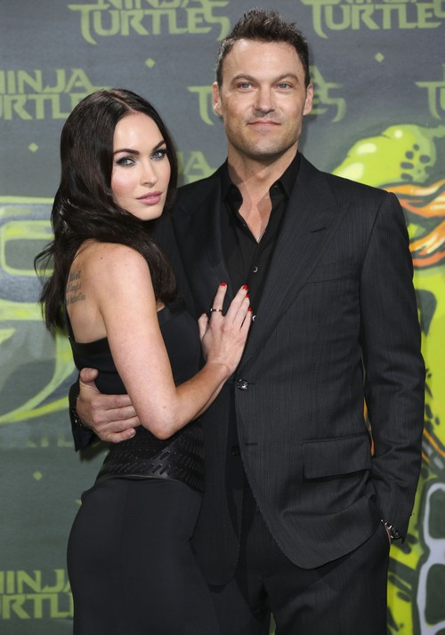 Megan Fox Files Divorce From Brian Austin Green: No Pre-Nup - Actress Wants Joint Custody - Who Cheated?