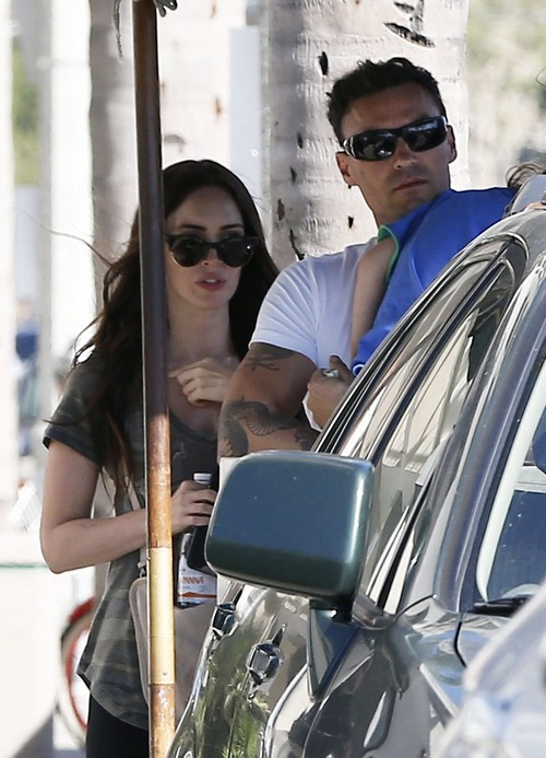Megan Fox Pregnant With Baby Number 3: Estranged Husband Brian Austin Green The Father?