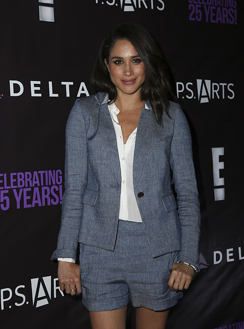 Meghan Markle Loses 'Suits' Spin-Off Lead Role To Gina Torres: Prince Harry Tells Actress To Quit Hollywood?
