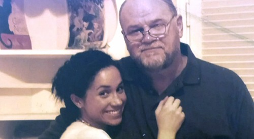 Thomas Markle Gives Up On Daughter Meghan Markle - Finding Freedom Book The Last Straw