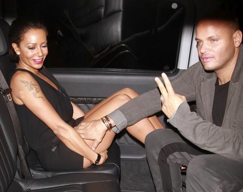 Mel B Divorce: Stephen Belafonte Split Over Abuse, Mel B Moves Out