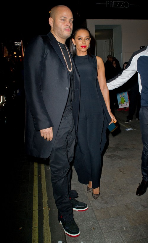 Mel B Divorce: Hospitalized For Accidental Drug and Alcohol Overdose - Stephen Belafonte Causes Life of Pain
