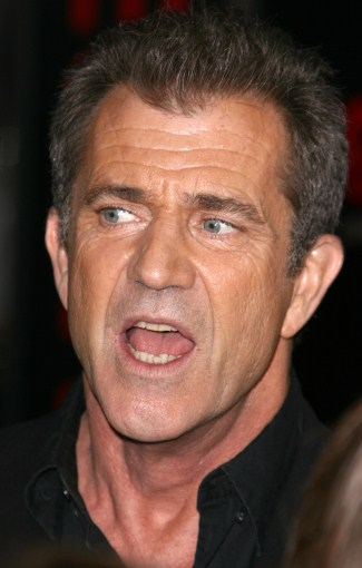 Mel Gibson of the Unclenched Fist