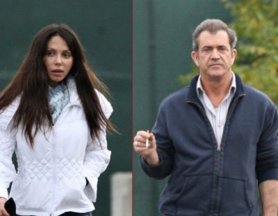 Mel Gibson To Fight Oksana In Open Court Monday!