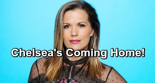 The Young and the Restless Spoilers: Melissa Claire Egan Weighs In On Y&R Shakeups – Chelsea's Return to Genoa City Expected?
