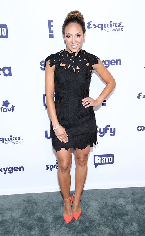 Melissa Gorga Bows To Bravo Demands, Plays Nice After Teresa Giudice Prison Release