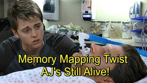 General Hospital Spoilers: Memory-Mapping Twist Brings Shocking Revelations – AJ Quartermaine Still Alive?