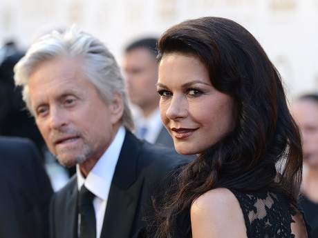 Michael Douglas' Ex-Wife Diandra Hits Out Against Catherine