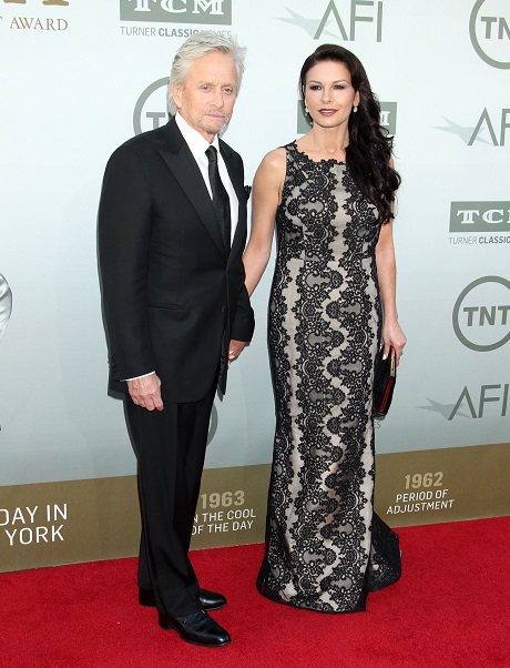 Michael Douglas Blamed Catherine Zeta-Jones For Throat Cancer - Almost Led To Divorce!