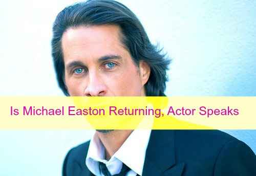 General Hospital Spoilers: Is Michael Easton Returning to GH - Actor Responds, Bitter About Dr. Silas Clay Death