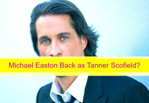 Days of Our Lives Spoilers: Was Michael Easton Asked to Return to DOOL as an Older Tanner Scofield?