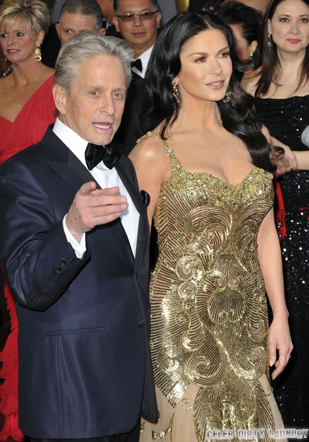 Catherine Zeta-Jones and Michael Douglas Secretly Split - Medical Issues?