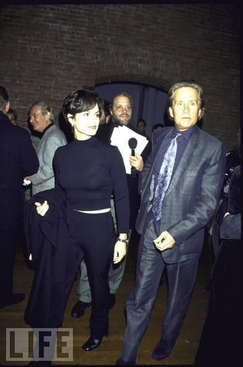Catherine Zeta-Jones Accuses Michael Douglas of Cheating With Elizabeth Vargas: Catherine's Jealous Tantrum Revealed