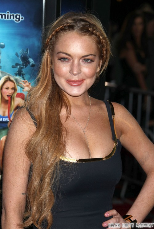 Michael Lohan Wants To Break Lindsay Lohan Out Of Betty Ford and Send Her To Florida