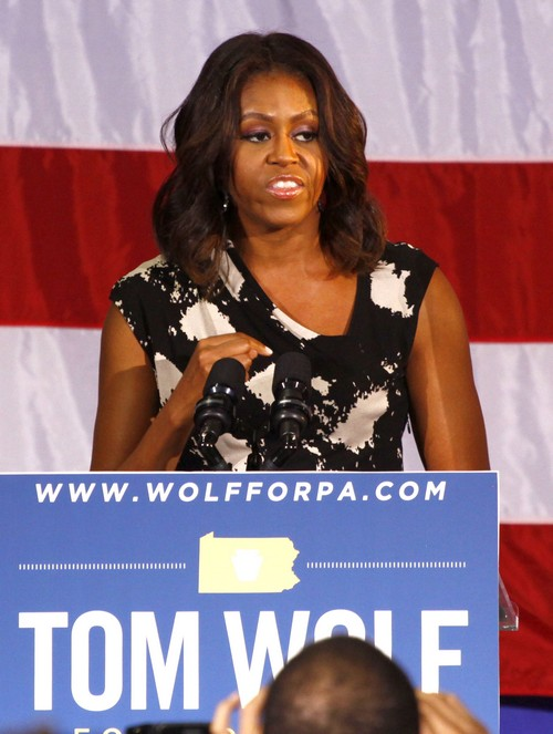 Michelle Obama Got Rodner Figueroa Fired For 'Planet of The Apes' Remark, Claims Univision Host