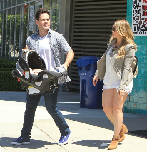 Hilary Duff's Ex-Husband Mike Comrie Investigated by LAPD For Alleged Rape