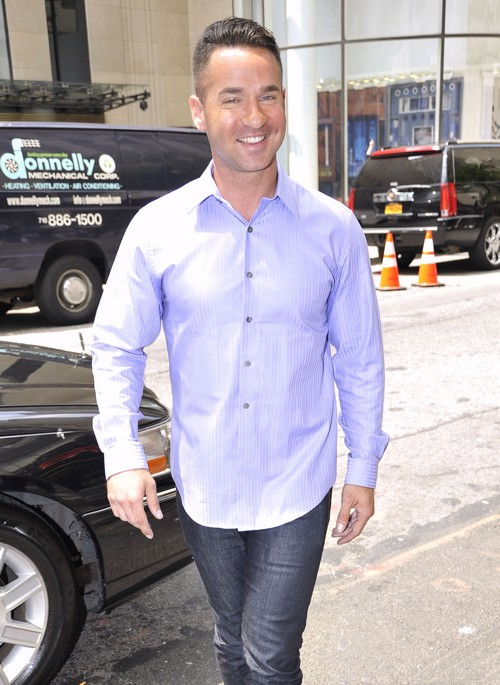 Mike 'The Situation' Sorrentino Indicted For $8.9 Million Tax Evasion - Turns Himself In To Police